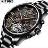 Luxury Brand KINYUED Fashion Male Automatic Steel Bracelet Mechanical Men S Sports Watches Military Wristwatch Relogio