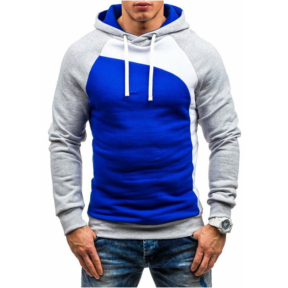 Hoodies & Sweatshirts Brand 2018 Hoodie Pocket Hip Hop Casual Hoodies Men Fashion Tracksuit Male Sweatshirt Hoody Mens Purpose Tour Xxxl