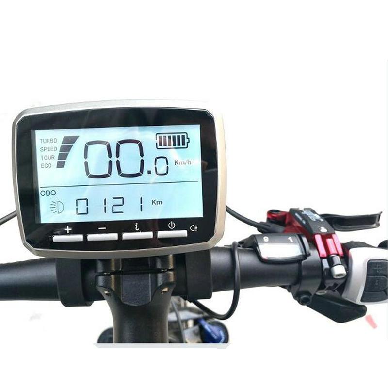 Freies Verschiffen Tongsheng VLCD-5 LCD-Anzeige für mittleren - Radfahren - Foto 2