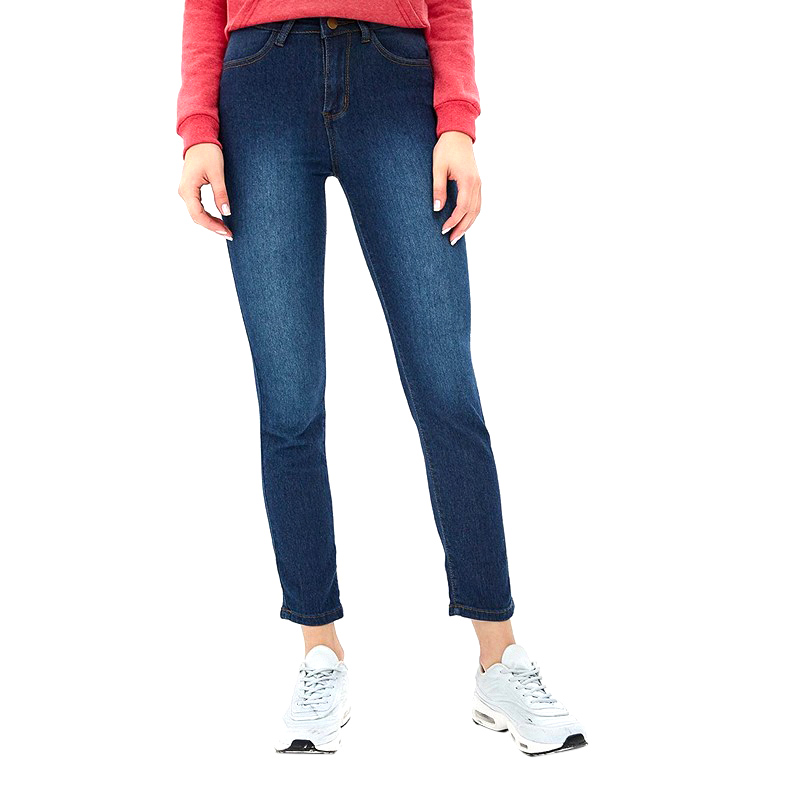 Jeans MODIS M182D00075 pants clothes apparel for female for woman TmallFS цены онлайн