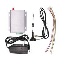 4sets/lot 8km 5W long range rf transceiver module SV6500, 433MHz long distance rf transmitter and receiver module kit