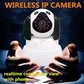 HD 720 P Onvif IP Sem Fio Wi-fi Câmera de Segurança De Vigilância Por Vídeo rede cctv ir infrared 1.0 m alarme cartão micro sd tf MEGA