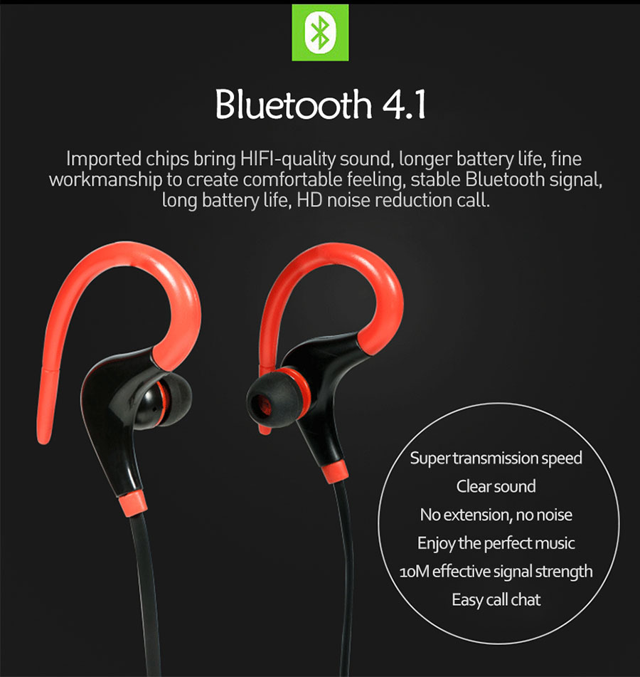 BT-1 Bluetooth Earphone Wireless Headphones Mini Handsfree Bluetooth Headset With Mic Hidden Earbuds For iPhone all Smartphone 02