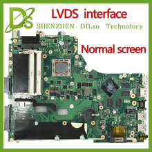 KEFU VM590Z For ASUS X550ZE laptop motherboard X550ZE mainboard LVDS interface with Graphics card 100 tested