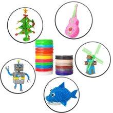 FOR 3D printer PEN filament ABS PLA 1 75mm 10M Consumables Material