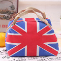 Fashion Portable Insulated Canvas lunch Bag Picnic Bags Tote for Women kids Men
