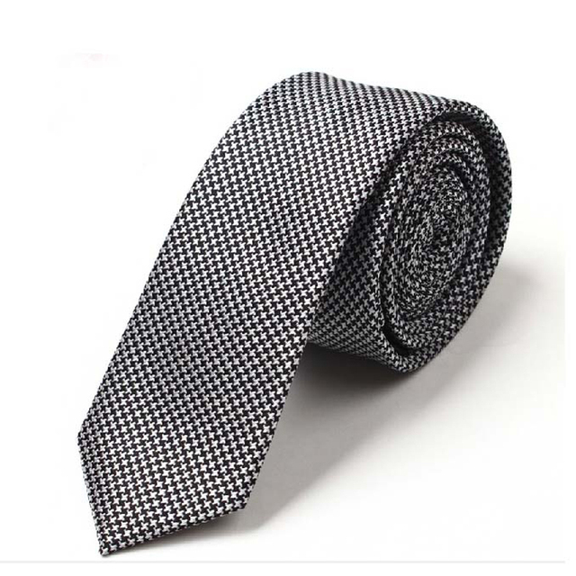 a8d06f93c7a0 2016 New Arrivals Silk Ties For Men Designers Brand Necktie Waterproof Tie  Man Fashion 5CM Skinny