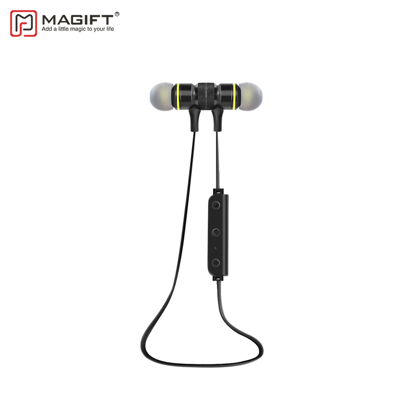 Magift M10 Bluetooth Earphone M9 Pro CSR 4.1 Bass Music Wireless Sport Stereo Headsets with Mic for Xiaomi for iPhone