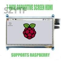 7 Inch LCD Display HDMI Display Monitor Raspberry Pi3 800X480