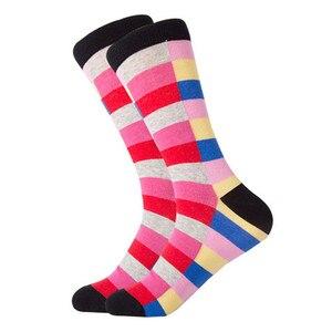 Image 3 - Носки MYORED мужские, 12 пар/лот, модные повседневные носки для мужчин на осень и зиму, теплый рождественский подарок