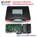 Новые Импортные Полный OKI Чип VAS 5054A Диагностический Инструмент VAS 5054 V3.0.3 ОДИС VAS5054 VAS5054A Bluetooth Поддержка UDS Протокола