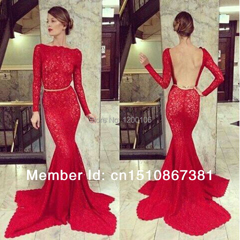 Online Buy Wholesale evening gowns backless from China evening ...