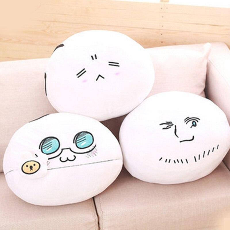 8 typer COS Pillow Plush Toy 30 * 25cm Dolls För Barn Högkvalitativ Mjuk Bomull Baby Brinquedos Roliga Djur För Gift