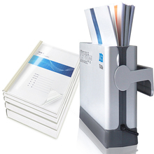 1pc DSB Thermal Binding Machine,TB-200E,Electric Documents hot-melt binding machine,Office& School& Home Supplies