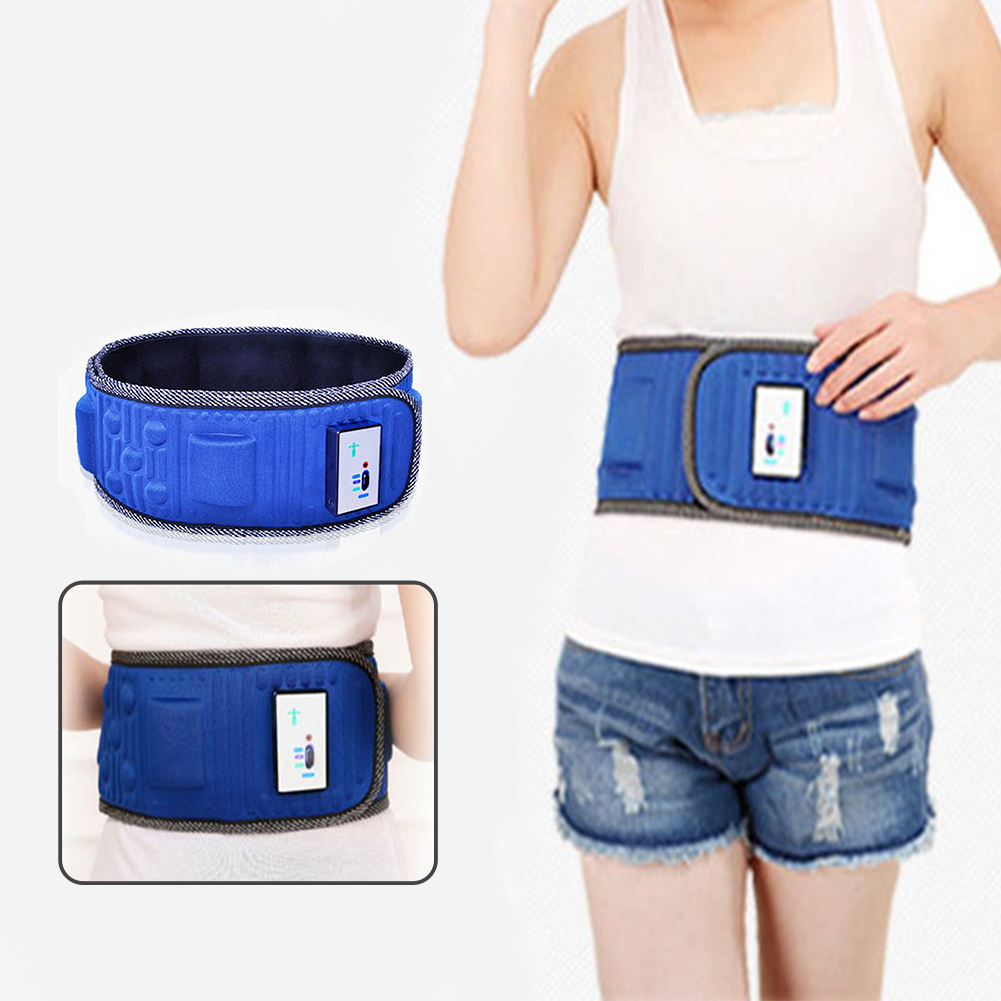 New Arrival Reduce Weight Thin Waist Belt X5 Times Vibration Massage Burning Fat Lose Weight Shake Shake Belt Slimming Belts