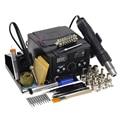YCD 8582D станция для распайки горячего воздуха и Электрический паяльник 2 в 1 паяльная станция BGA инструмент для перезарядки