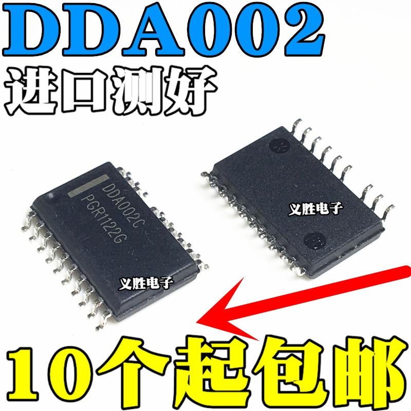4PCS DDA002B DDA002 PWM Controller IC SOP-19