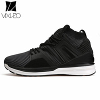 VIXLEO Men Casual Shoes Designer Trainers Breathable Runs Ultras Boosts 2018 Superstars Men Shoes Krasovki Designer