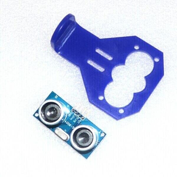1lot=1pcsHC SR04 Ultrasonic Sensor + 1pcsCartoon