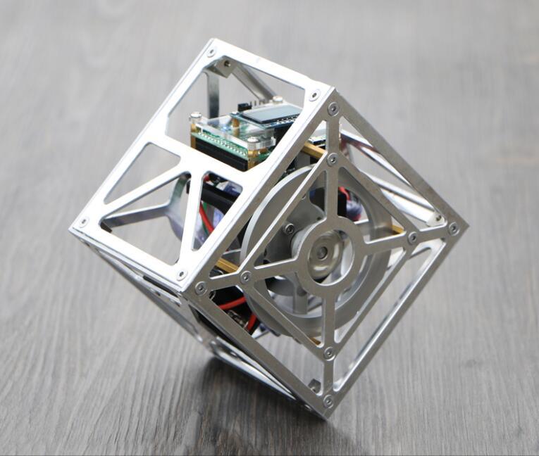 Balance block unilateral self balancing cubli block