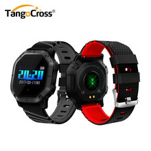 Bluetooth Smart Watch IP68 Waterproof Heart Rate Monitor Wearable Devices Smart Watch Blood Pressure Oxygen for iOS Android Men
