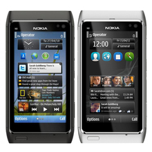 """2016 Cheap N8 Original Nokia N8 Mobile Phone 3.5"""" Touch screen 3G GPS WIFI Camera 12MP Unlocked Cell Phone Free shipping"""