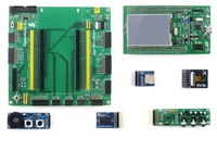 STM32 Board STM32 Discovery Kit 32F429IDISCOVERY Mother Board 7 Modules STM32F429I STM32 Cortex M4 Development Board