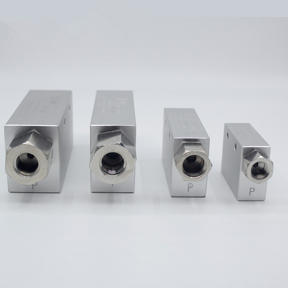 """Image 3 - 1/8"""",1/4"""",3/8"""",1/2"""" .Pneumatic Air Exhaust Vacuum Ejector Generator CV 15HS/CV 20HS/CV 25HS +tube fitting 8*5-in Pneumatic Parts from Home Improvement"""