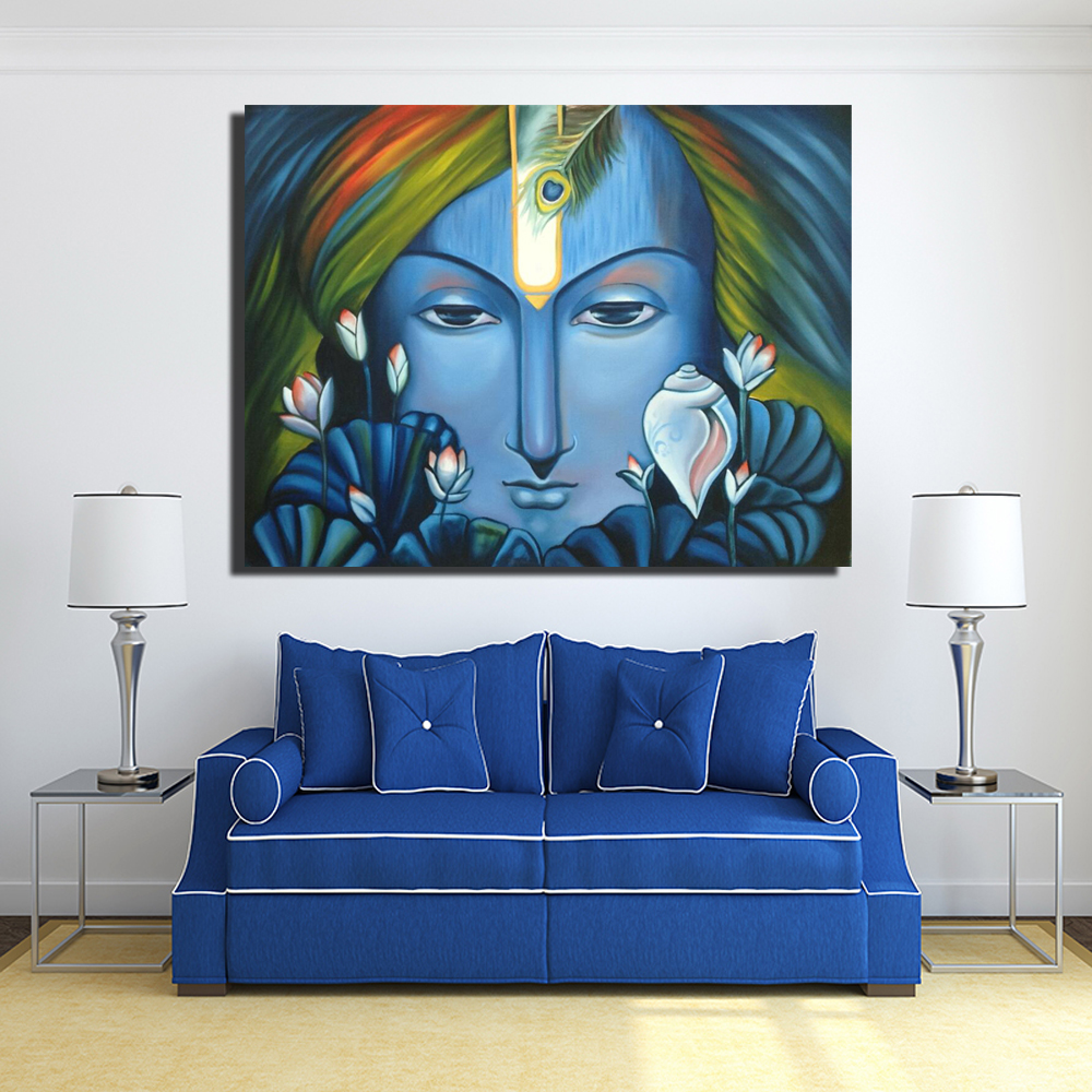 Unframed lord shiva wall posters and prints pictures - Wall pictures for living room india ...