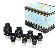 Explore Scientific EMD покрытия окуляра 82 градусов водостойкий 1,25 дюймов 4,7 мм 6,7 мм 8,8 мм 11 мм 14 мм 2 дюймов 18 мм 24 мм 30 мм