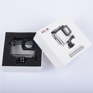 Image 2 - Оригинальный подводный водонепроницаемый чехол для SJCAM SJ8 Air SJ8 Plus SJ8 Pro, Экшн камера для дайвинга 30 м, DVR SJCAM аксессуары