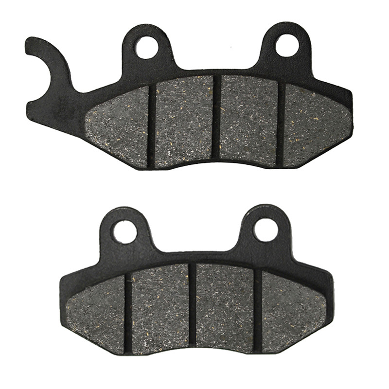 Motorcycle Front Brake Pads for <font><b>YAMAHA</b></font> XTZ125 XTZ 125 05-10 YZ125 YZ 125 89-97 WR125 <font><b>WR</b></font> 125 1998 WR200 <font><b>WR</b></font> 200 1992-1994 image
