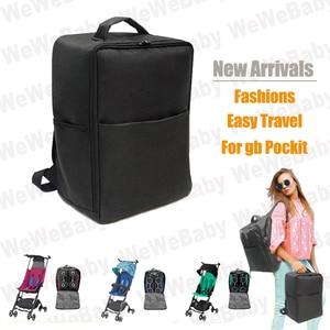 Image 1 - GB pockit akcesoria dla wózków dziecięcych torby podróżne torby plecakowe dla Pockit + good baby Pockit Plus 2018 plecak