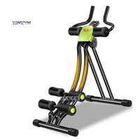 New Arrival EK 20 Abdominal Training Machine High Quality Waist Machine Homeheld Exercise Fitness Abdominal Equipment