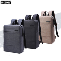 Jacodel Casual Laptop School Bag 17 inch Computer Bag Laptop School Bag for Funda Portatil Macbook Case Laptop Bag 17 inch