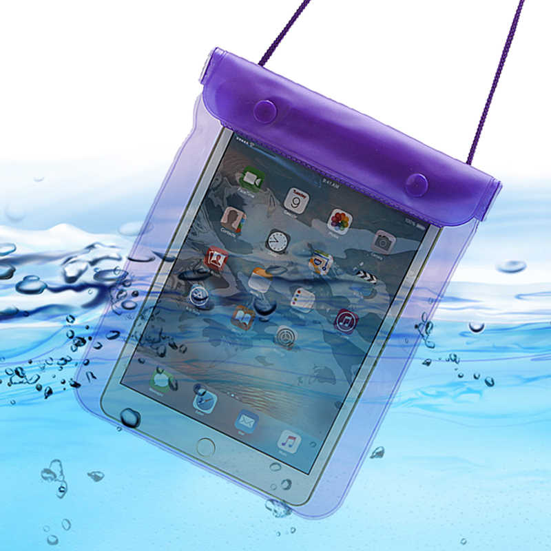 Outdoor Swimming Mobile Phone Waterproof Pouch Float Bag Holder Dry Protection