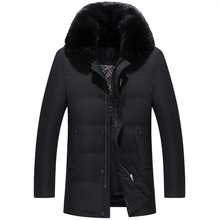 New Men Down Coat Fashion Winter Down Jacket