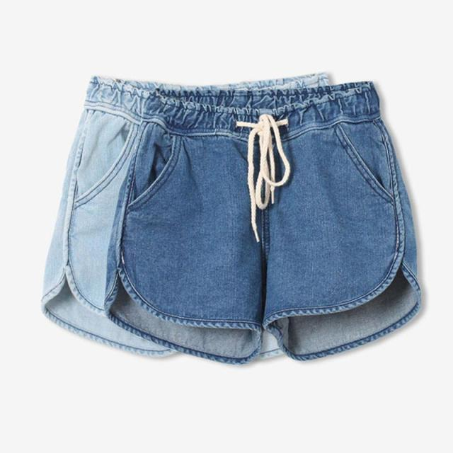 New Arrival Fashion Brand Summer Women Shorts Loose Cotton Short Casual female Slim High Waist Denim Shorts