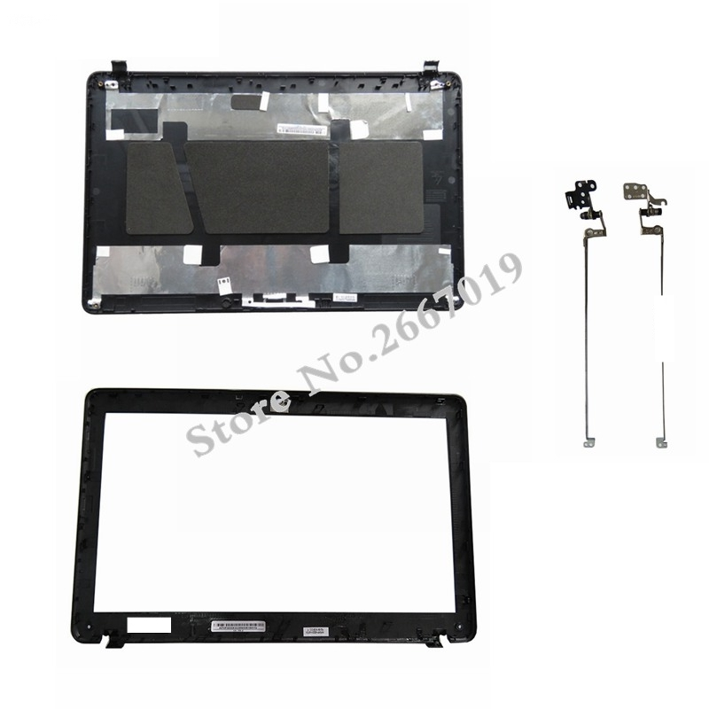 NEW For Acer for Aspire E1-571 E1-571G E1-521 E1-531 E1-531G E1-521G LCD Rear Back Cover Screen Lid Top Shell /Bezel /Hinges new laptop keyboard for acer aspire e1 521 531 571 e1 521 e1 531 e1 531g e1 571 e1 571g us version