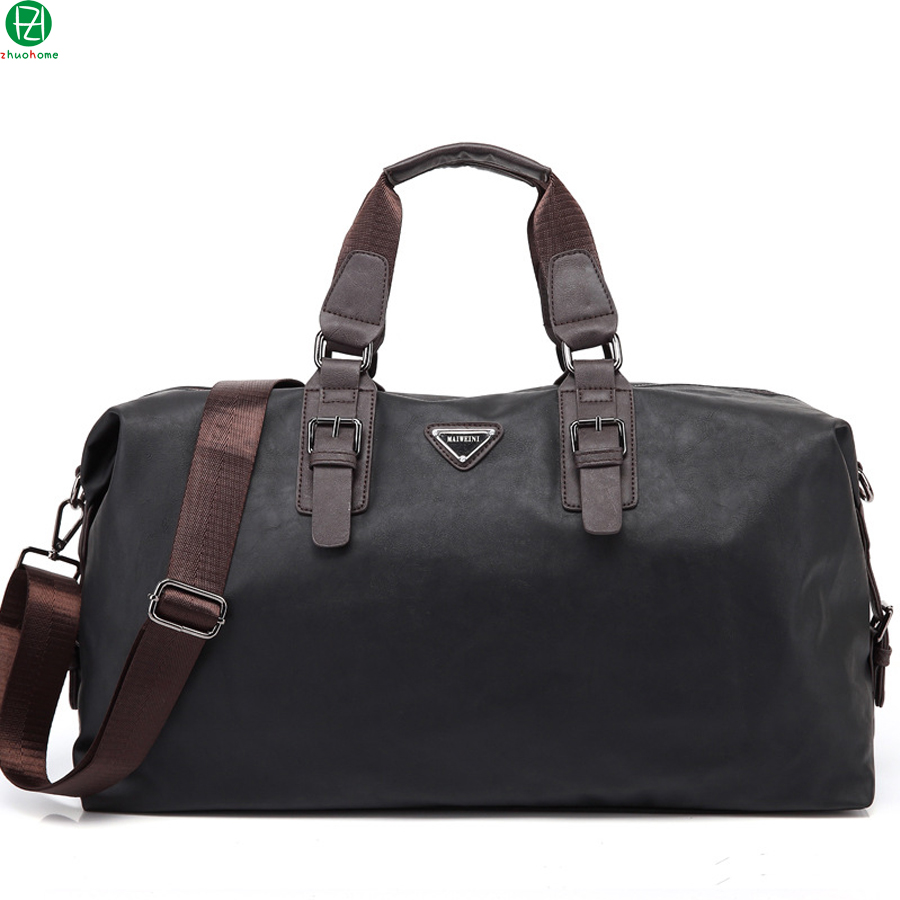 Compare Prices on Black Leather Luggage- Online Shopping/Buy Low ...