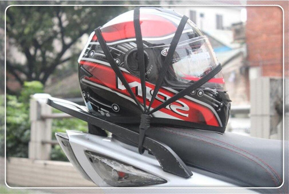 Motorcycle Hooks Mesh Organizer Holder Accessories Luggage Helmet Net for BMW F800GT F800R F800S F800ST HP2 EnduRo HP2 Megamoto