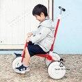 Детская рука нажать трехколесные мужского и женского детские клюшки автомобили велосипеды простой Чайлдс автомобилей велосипеды
