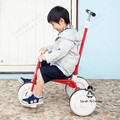 Children 's hand push tricycles male and female baby putter cars bicycles simple Childs vehicles bicycles