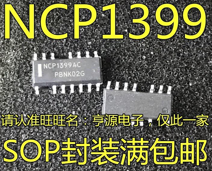 1pcs/lot NCP1399AC NCP1399 NCP1399AA NCP1399AADR2G SOP-14 In Stock