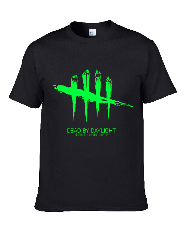 New Arrival Men Game Dead by Daylight Cotton T-shirt ...