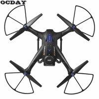X183S Дрон на Ру с 1080 P 5G камера Безголовый режим удержание высоты один ключ возврат мини дистанционное управление GPS Квадрокоптер новая распро