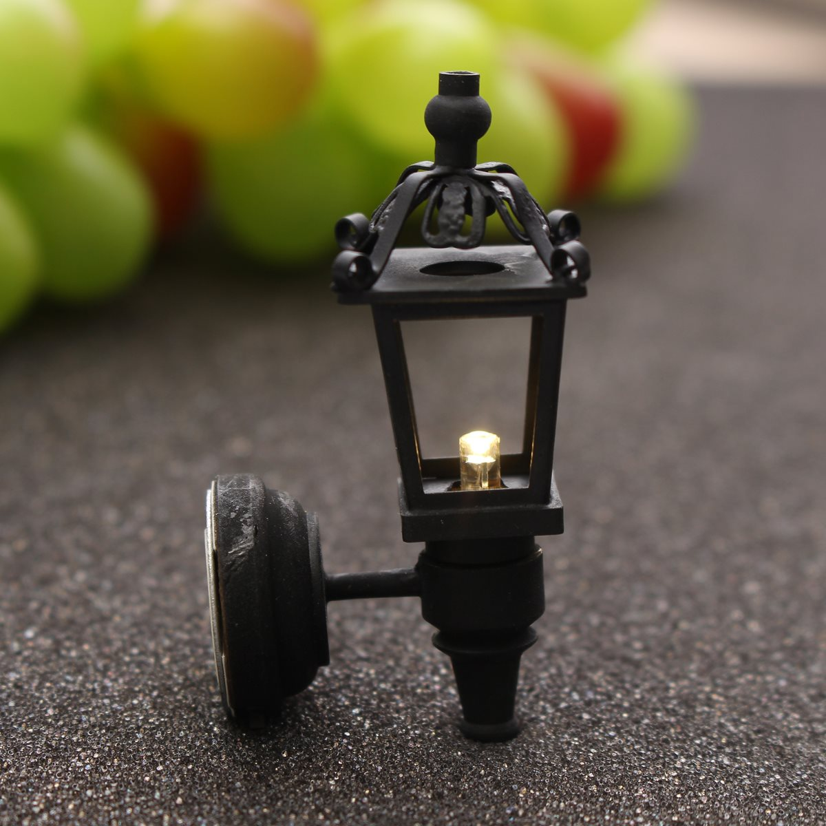 Miniatura Streetlight LED Electronic Products Landscape For Doll House Accessories Simulation Street Lamps DIY Decor font