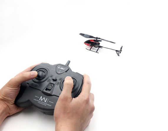 ESKY 150X Mini Flybarless CC3D 4CH 2.4Ghz 6 DOF axis RC Helicopter Toy Mode 2 сумка холодильник esky esky33l