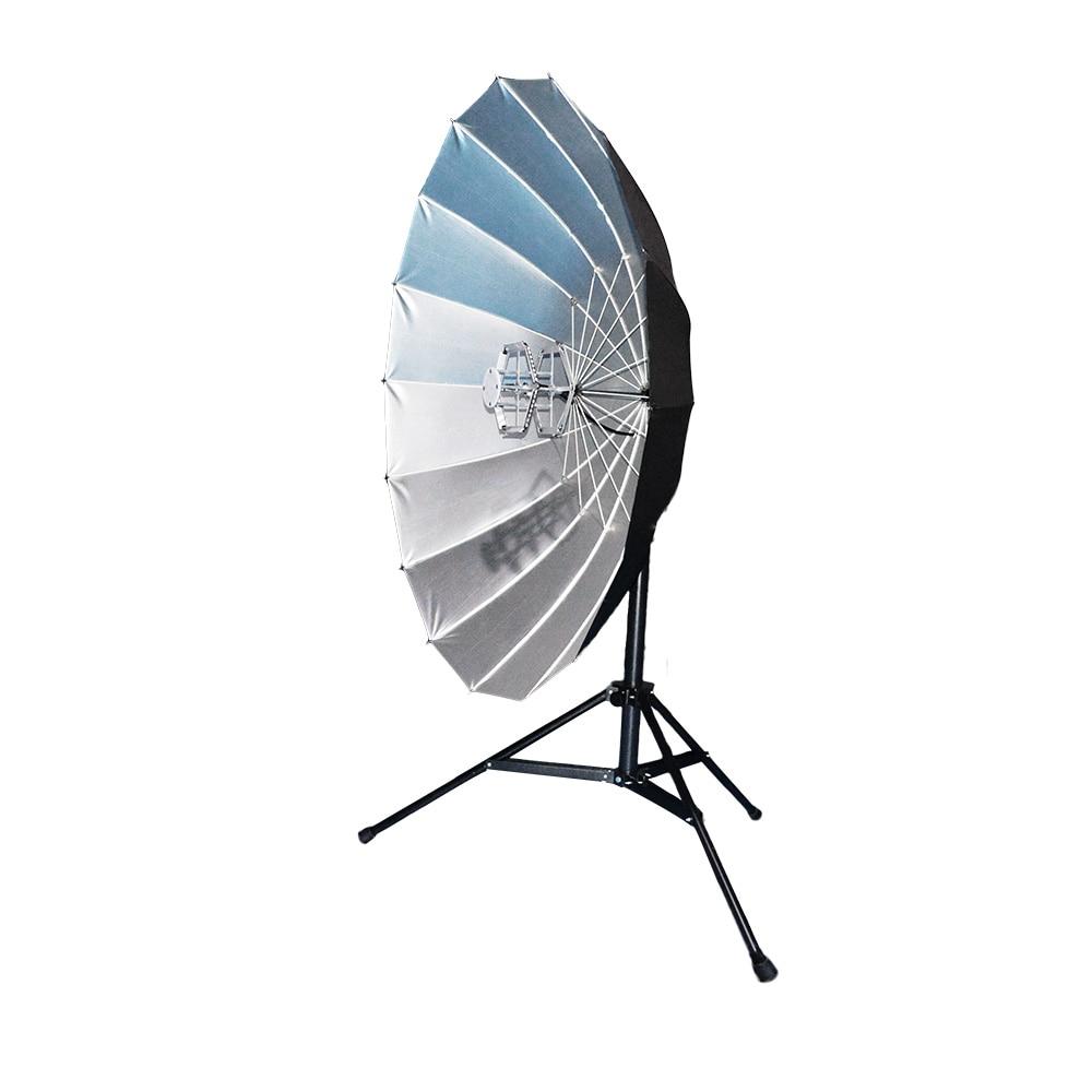 New Arrival 20Inch Umbrella Light 114pcs 0.2W 3IN1 LEDs,Light Area 87cm,Master/Slave, Auto/Sound,8 Built-in Program