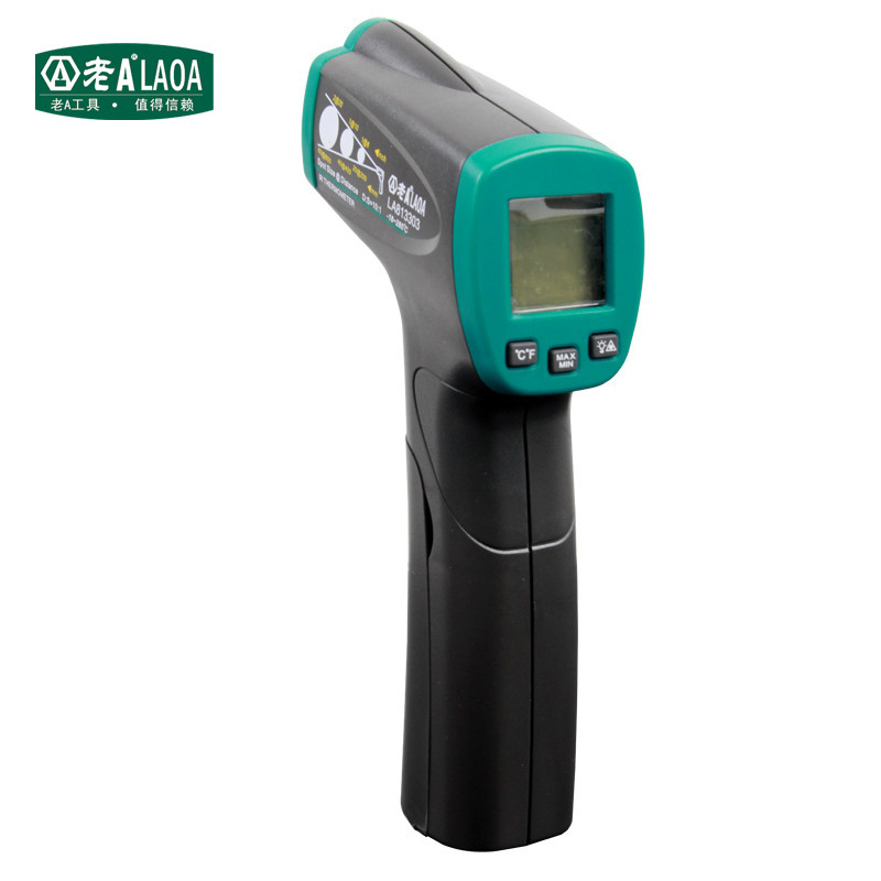 ФОТО LAOA high precision Non-contact infrared thermometer diagnostic-tool LA813303